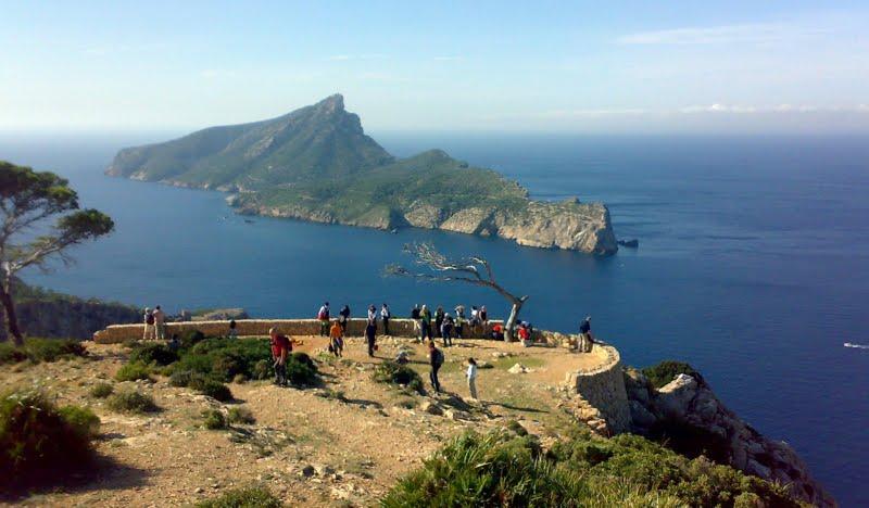 Sa Dragonera Naturreservat Mallorca