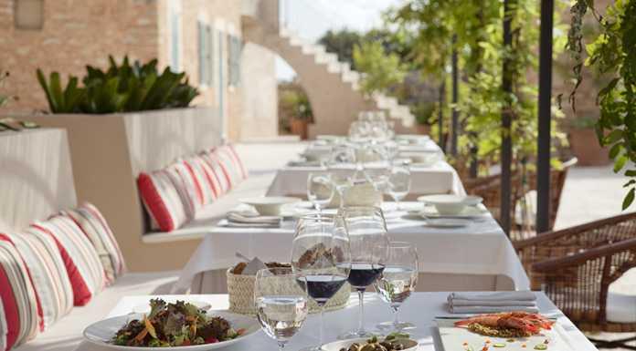 Lantligt hotell, Capdepera Mallorca