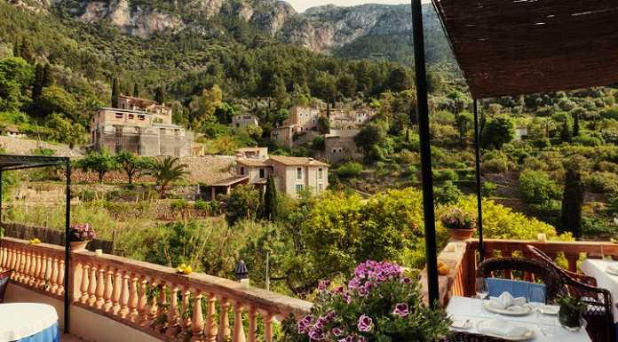 Deías enda Michelin restaurang, Mallorca