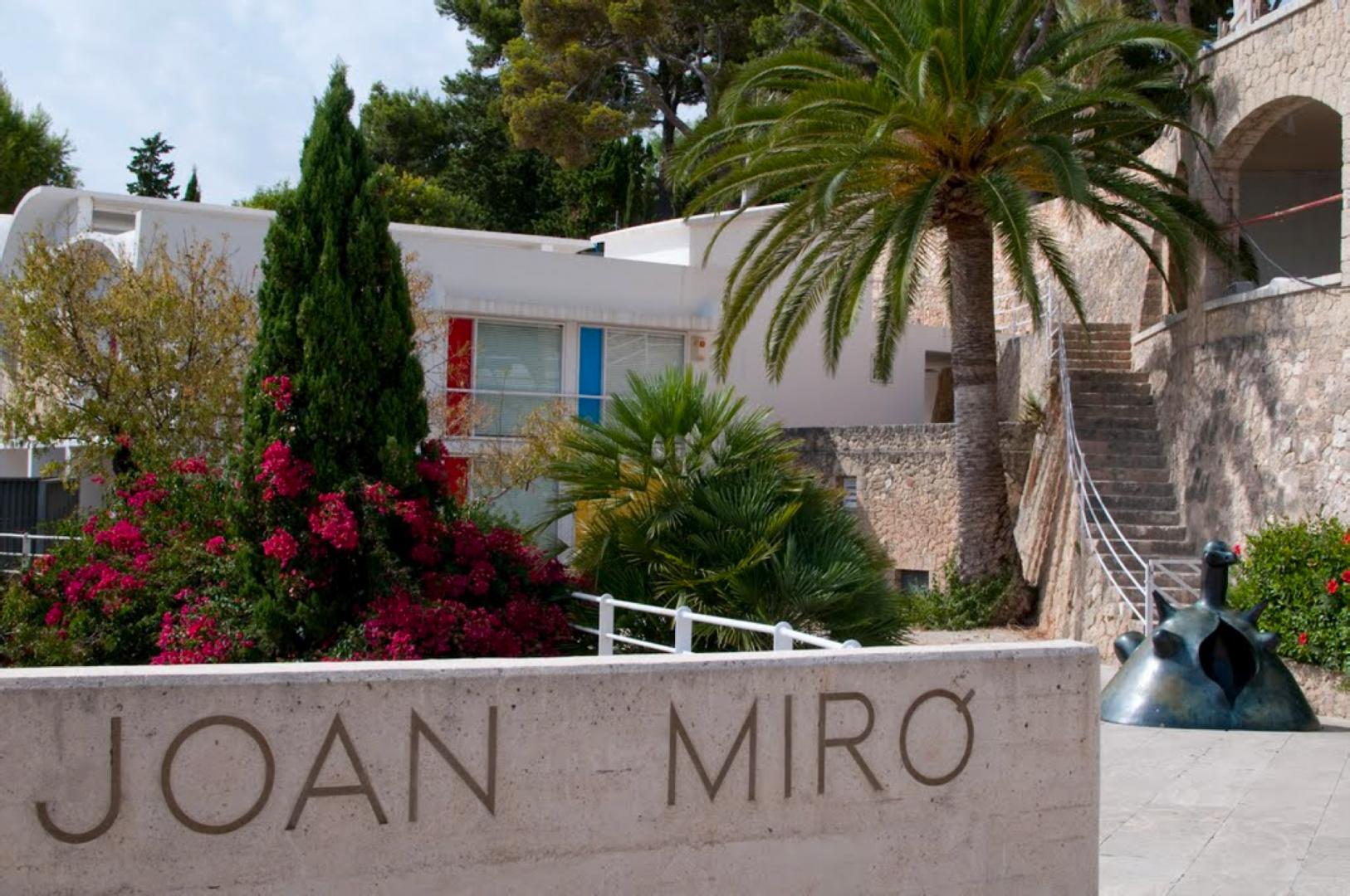 Fundació Pilar i Joan Miró - Cala Mayor  Mallorcaguide