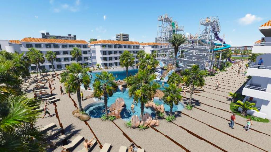BH Hotell vattenpark