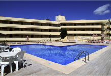 Hotell, Magaluf,