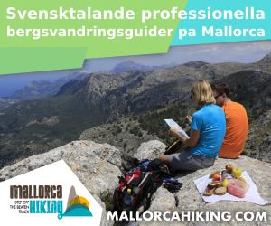 Vandra på Mallorca med Mallorca Hiking