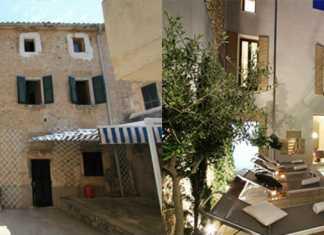 Resultat av renovering på Mallorca