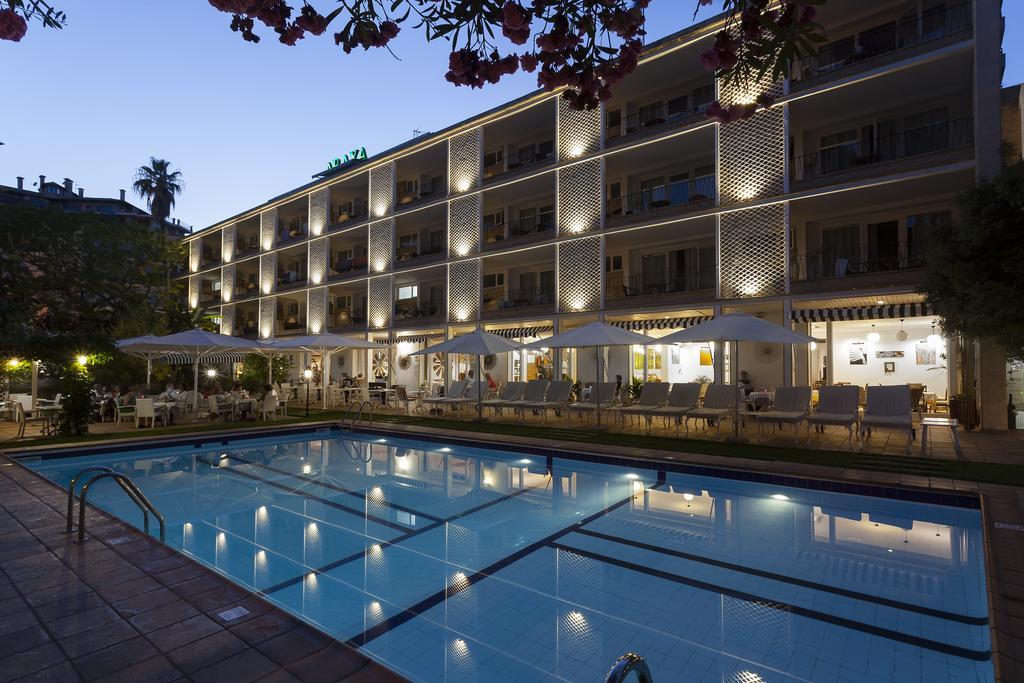 Hotell i palma city prisv rt till lyx mallorcaguide for Hotel design palma de majorque